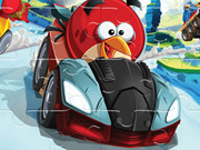 Angry Birds Racers Jigsaw Online