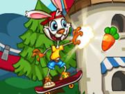 Bunny Skater Online