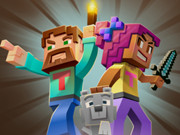 Minecraft Block Match Online