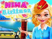 Nina Airlines Online