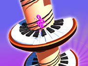 Piano Helix Jump Online