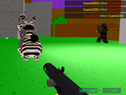 Pixel Toonfare 3d Online