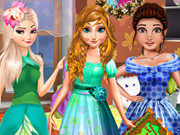 Princesses Leaf Show