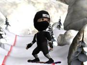 Ski Ninja Online