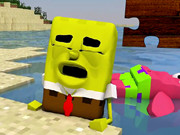 Spongebob Minecraft Edition