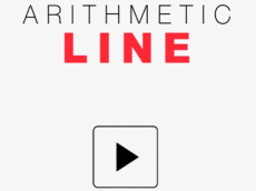 Arithmetic Line fun