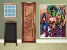 Avengers Thanos Gauntlet Escape