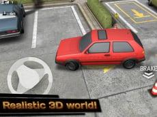 Backyard Parking 3D - Parking Master
