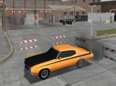 Backyard Parking Car Sim