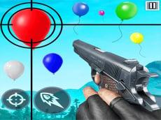 Ballon Shooter Game