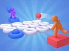 Balls Throw Duel 3D