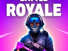 Battle Royale: FPS Shooter Online