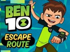 Ben 10 Escape Route