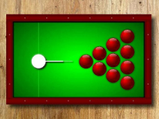 Black Hole Billiard
