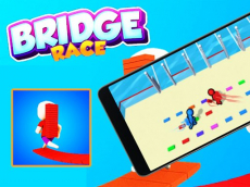 Bridge Race Run 3D