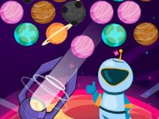 Bubble Planets