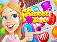Candy Sweet Sugar - Match 3