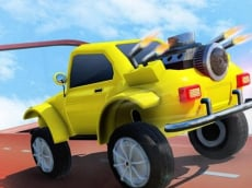 Car Driving Simulator - Stunt Ramp 2021