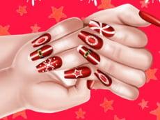 Christmas Fashion Nail Salon