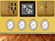 Clock Room Escape