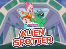 Elliott From Earth - Space Academy: Alien Spotter