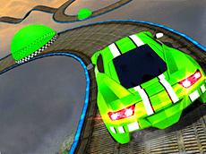 Extreme Car Stunt Racing