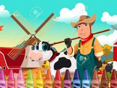 Farm Coloring