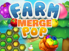 Farm Merge Pop