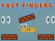 Fast Fingers Game