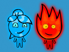 Fireboy And Watergirl 3 In The Ice Temple