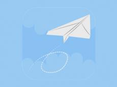 Flappy Paper Plane
