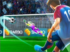 Football Strike Free Kick