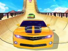 Formula Car Stunt 3D Mega Ramp 2021