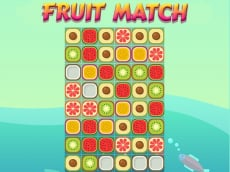 Fruit mix match 3