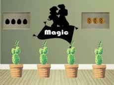 Genie Magic Lamp Escape