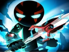 God Stickman: Battle of Warriors - Fighting games