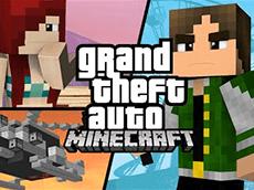 GTA Minecraft: Last Resistance