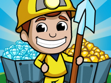 Idle Miner Tycoon - Mine Manager Simulator Online