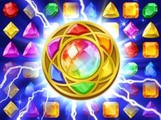 Jewels Magic: Mystery Match3