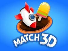 Match 3D - Matching Puzzle