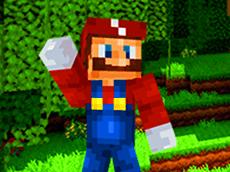 Minecraft Mario Online