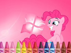 My Little Pony 4 Coloring