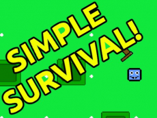 My Simple Surviving Clicking Game