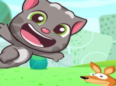 New Game Tom Kangaroo Jumping Runing