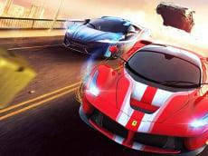 Open-World Racing Cars 3D