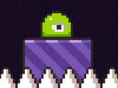 Pixel Slime