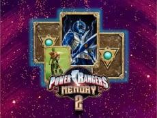 Power Rangers Card Matching - Brain Memory Game