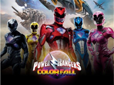 Power Rangers Color Fall - Pin Pull - Puzzle Game