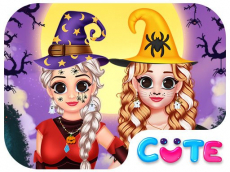 Princess Hello Halloween