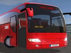 Public Bus Passenger Transport Game